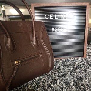 ✨ Celine Luggage Bag ✨